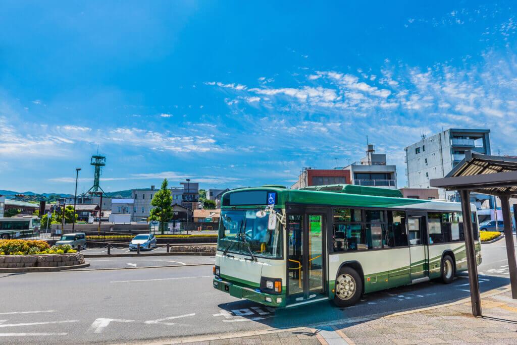 バス事業会社におけるビジネスプロセスのDX事例