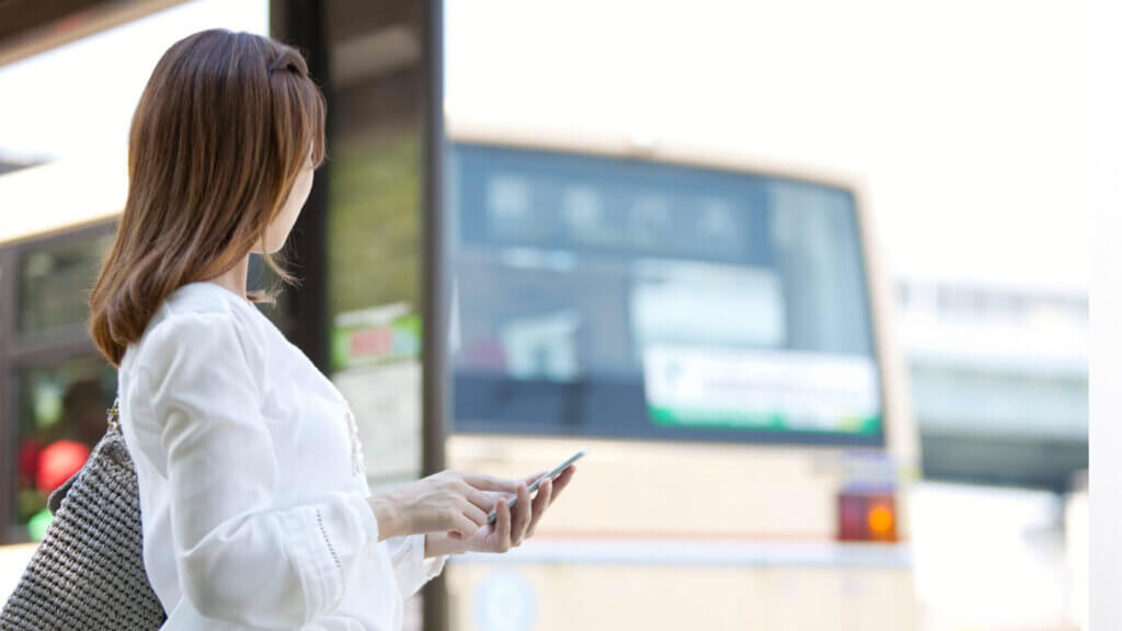 バス事業会社におけるビジネスプロセスのDX